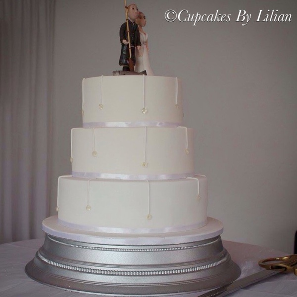 Free Wedding Cake Samples By Mail Cupcakes by lilian wedding cakes