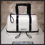 Designer handbad cake
